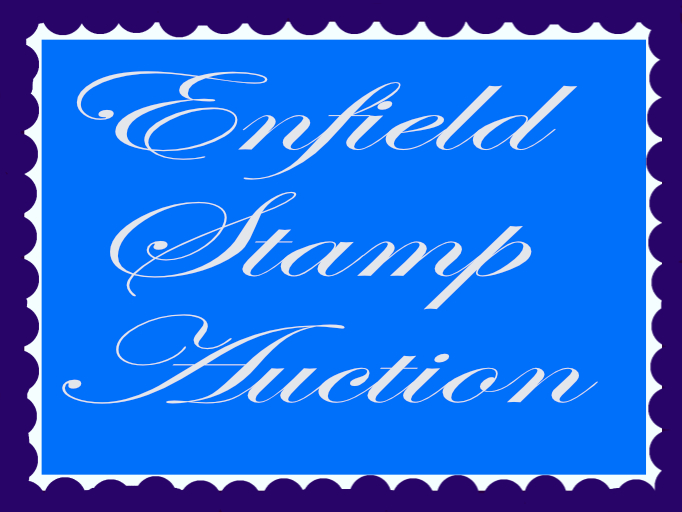 Enfield Stamp Auction 1001